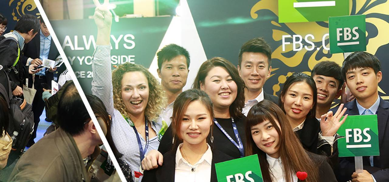 Gemerlap FBS di Money Fair Shanghai