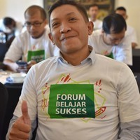Sharing Experience in Trading Forex and Gold in Malang