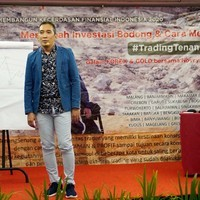 Sharing Experience in Trading Forex and Gold in Jakarta
